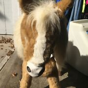 Hasbro Furreal Friends Butterscotch Interactive Life Size Pony Horse Working Euc
