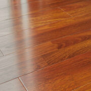 12mm Laminate Flooring Lesscare Brazilian Cherry Smooth Finish