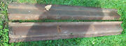 Ford Model A Pickup Bed Subrails Rat Hot Rod Parts 1928 1929 1930 1931