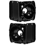 1971 72 73 Mustang Headlamp Headlight Housing Right And Left Side 2 Pieces Dii