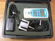 Chatillon Dfs-r-nd Force Gauge 2.0lb Load Cell, Charger And Nice Case