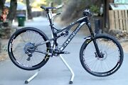 2015 Intense Cycles Tracer T275c Pro Detailed Pics