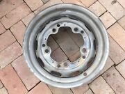 Porsche 356 Wheel 4 1/2 X 15 Kpz Date Stamped 3/57 Fl17 Modified