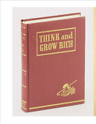 Hill Napoleon Think And Grow Rich 1955 Edition