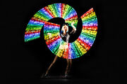 Ignis Pixel 200 Hd Pixel Visual Led Poi For Fire Light Show Digital Props