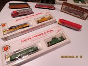Vintage Bachmann Ho Scale Electric Trains And Accessories