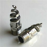 1/4-1-1/2 Bsp 316l Stainless Steel Spiral Cone Atomizing Spray Nozzle Z747 Zy