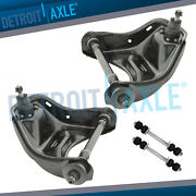 Front Upper Control Arm Ball Joint Sway Bar Kit For Regal Grand Prix Monte Carlo