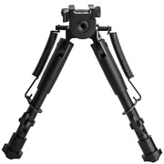 Lion Gears Scout-pod Tactical Bipod With Quick Release Pivoting And Swivel Mount