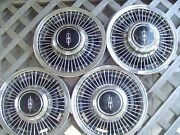 1969 70 Oldsmobile Cutlass F85 Starfire Holiday Spinner Wire Hubcaps Wheel Cover