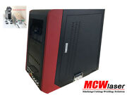 20w Raycus Max Fiber Laser Marking Machine Enclosed Engraver Metal And Rotary Dhl