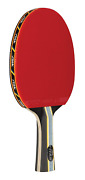 Table Tennis Racket Stiga Ittf Approved 5 Ply 2mm Sponge Concave Handle
