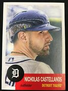 Nicholas Castellanos 2018 Topps Living Set Card 2 Only 3639 Made Sold Out