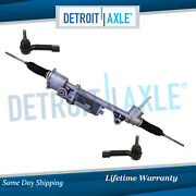 Electric Steering Rack And Pinion W/outer Tie Rods For 2011-2014 Ford F-150