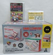 New Nintendo Classic Mini Double Pack Game Console Super Famicom Limited Edition