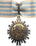 Extremely Rare Original Medal 50th Years Superior Military