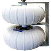 New Supafend Dual Dock Wheel Complete Kit From Blue Bottle Marine