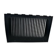 1932 Ford Hood Side 25 Louvers Right Hand Side