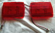 19641964-1/219651966ford Mustang Led Tail Lights 68 Bright Ledand039s Per Side