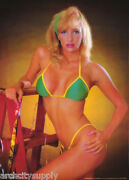 Lot Of 2 Posters Nancy Meyer - Sexy Female Model - Free Ship 14-756 Lc12 Ex