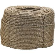 New 32mm X 250mtr Manila Rope 3 Strand Coil From Blue Bottle Marine