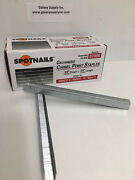 Spotnail 87006 71 Upholstery Staples 3/8 Leg, On Sale By 6 Boxes