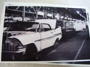 1959 Plymouth Assembly Line 11 X 17 Photo Picture