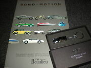 James Bond Skyfall - Bond In Motion Book And Db5 Key Chain - Casino Royale