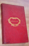Abdallah,or The Four-leaved Shamrock -laboulaye 1910 Antique 1st Thus Lthr Look