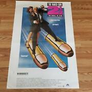 """Naked Gun 2 1/2 The Smell Of Fear 1991 Parody Film Crime Movie Posters 27"""" X 40"""""""