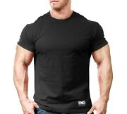 New Menand039s Monsta Clothing Fitness Gym T-shirt - Classic