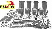 Ford Tractor 192 Diesel 3430 3610 Engine Kit Guardian Pistons Bearings Gaskets