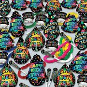 New Years Eve Party The Grand 100-person New Year Party Kit Paper Party Favors
