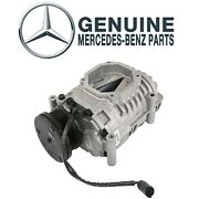 For Mechanical Supercharger With Electric Clutch Genuine For Mercedes R170 W202