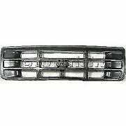 New Grille For Ford F Super Duty 1992-1997 Fo1200323