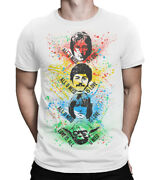 Love Is All You Need Funny Art T-shirt, The Beatles X Star Wars Tee, All Sizes