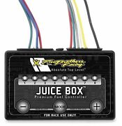 Two Brothers 008-248 Juice Box Fuel Controller 09 Triumph Street Triple New