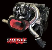 Dps Compound Turbo | Twin Kit For Dodge Cummins | Sequential Turbos 5.9 / 6.7