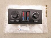 Gm Gmc Chevy 15832317 Acdelco 1573504 A/c Heater Climate Temperature Control New