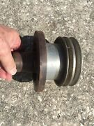 Rover 2000tc Special Equipment Crankshaft Vibration Damper With Ac Pulley