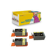 2 X Bci-15b + 1x Bci-16c Compatible Ink Cartridge For Canon I70 Selphy Ds700