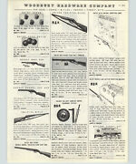 1954 Paper Ad Daisy Toy Double Pop Gun Training Rifle Transogram Federal Agent