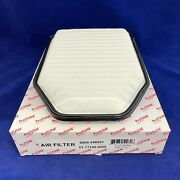 New Oe Spec Engine Air Filter For Jeep Wrangler Part 68257791aa 53034018ae