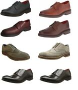 New Base London Mens Leather And Suede Formal Dress Shoes Free Pandp From Andpound23.95
