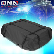 Universal Car Roof Top Abs Base Dirt/water Resistant Luggage Travel Storage Bag