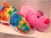 Flipzee Flipazoo 16 Blushes Seal And Tessa Dolphin 2 Soft Plush Pets In 1 New