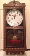 Snap On Tools Collectable 1 World Wide Wall Clock 1990 Rare Limited Antique