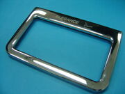 Chrome Stainless Steel Ashtray Frame For 1991-1998 Mercedes Benz W140 S-class