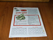 This Vintage Karting West Bend Engine Div. Dealer Inquiries  Prices 3 Pages