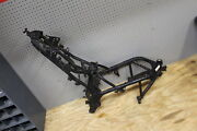 15-18 Yamaha Yzf R3 Frame Chassis 1wd-f1110-11-00 Cln